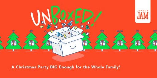 Jingle Jam 2019  A Christmas Party Big Enough for the Whole Family