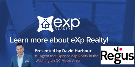 Complete Overview Presentation of eXp Realty at Regus Conference Room tickets