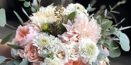 Advanced: Bridal Bouquets tickets