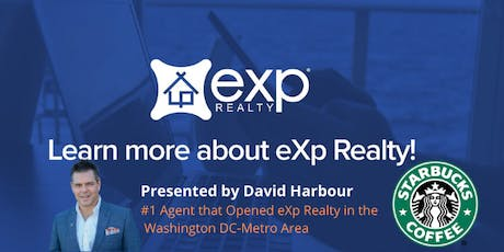 Complete Overview Presentation of eXp Realty at Starbucks Conference Room tickets