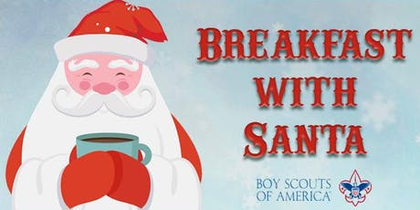 Breakfast with Santa 2019 tickets
