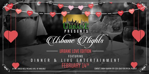 Urbane Nights~ Urbane Love Edition