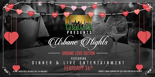 Urbane Nights~ Urbane Love Edition