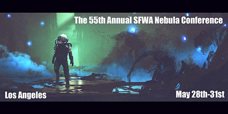 2020 SFWA Nebula Conference tickets