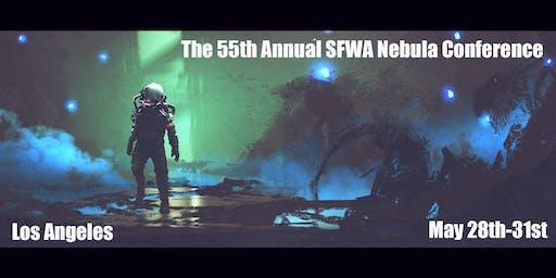 2020 SFWA Nebula Conference