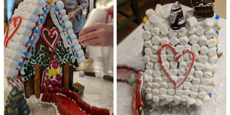 Strange Fellows Gingerbread House Building Workshop 2019! tickets