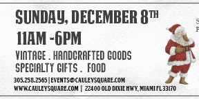 Vendors for Holiday Market Pop-up
