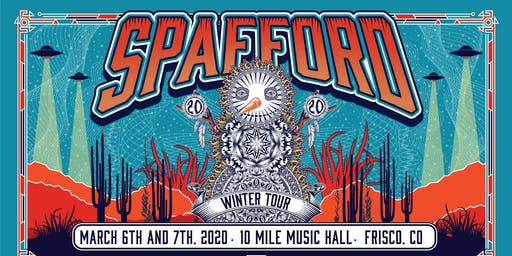 Spafford w/ Cycles