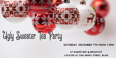 Ugly Sweater Tea Party tickets