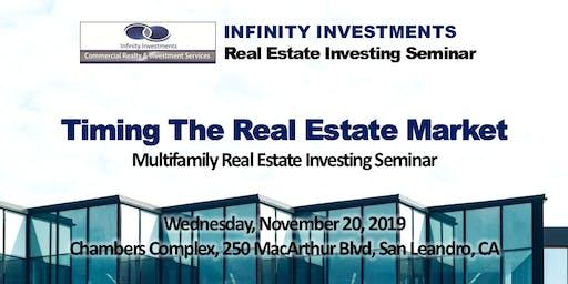Seminar: Timing The Real Estate Market