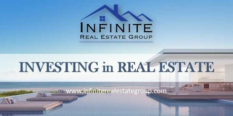 Invest in Real Estate tickets