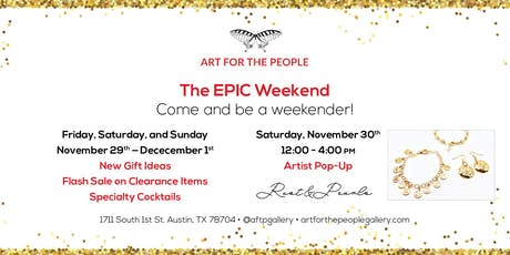The EPIC Weekend tickets