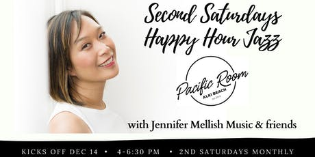 Happy Hour Jazz Second Saturday's at Pacific Room Alki tickets