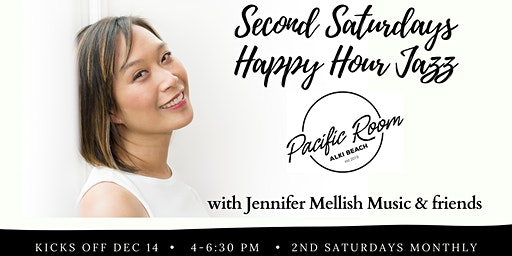 Happy Hour Jazz Second Saturday's at Pacific Room Alki