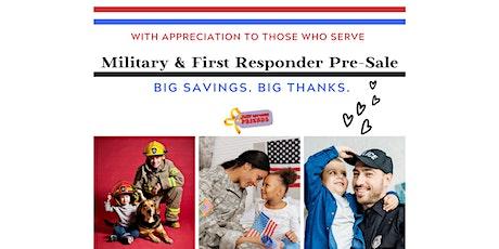 JBF-Henry County Military & First Responder Spring 2020 Pre-Sale Event tickets