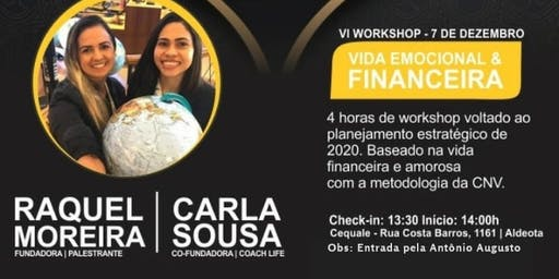 Workshop PoderosaMENTE Mulher