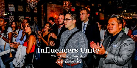 Influencers Unite: Fashion Influencers tickets