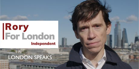 Rory4London Campaign Meeting - London Borough of Richmond tickets