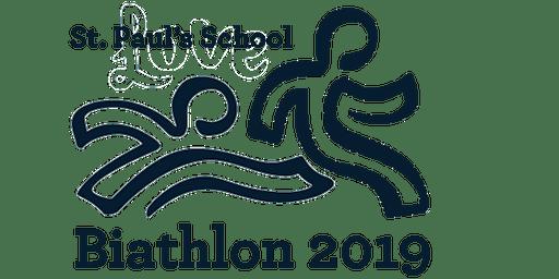 St. Paul's Biathlon 2019 (at school festival)
