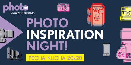 Photo Inspiration Pecha Kucha Calgary tickets