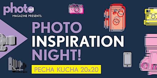 Photo Inspiration Pecha Kucha Calgary
