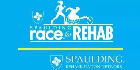 Race for Rehab - Marathon Fundraiser tickets
