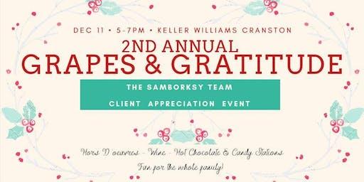 Client Appreciation - The Samborsky Team at Keller Williams