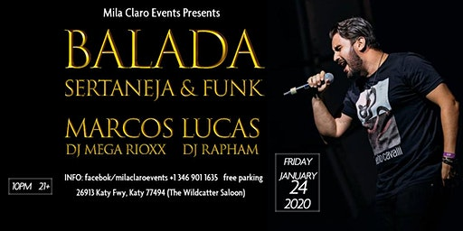 Balada Sertaneja & Funk