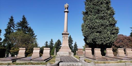 Seattle Historic Cemetery Tour