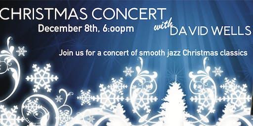 David Wells Christmas Concert