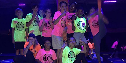 Glow Give Back Back Night At SkyZone W/Different Shades Of Pretty