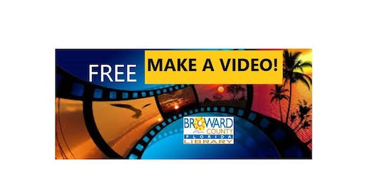 MAKE A VIDEO!  with Still Photos & iMovie West Regional Library
