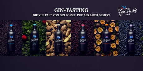 Gin Lossie Tasting Tickets