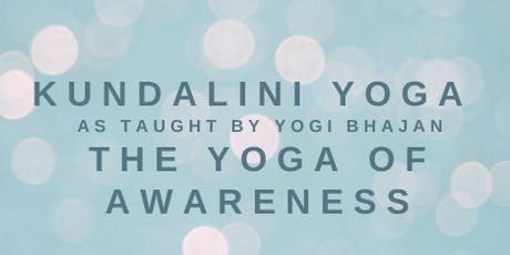 Kundalini Yoga Class for Beginners tickets