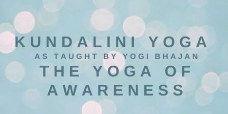 Kundalini Yoga Class for Beginners