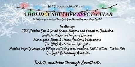 WIS Presents...A Holiday Shimmer Spectacular!  tickets
