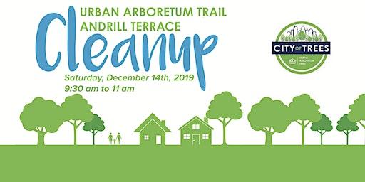 Urban Arboretum Trail Community Cleanup