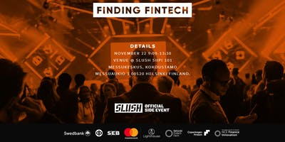 Finding Fintech