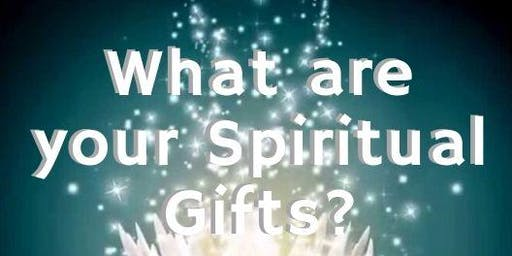 Explore Your Spiritual Gifts - Fundraiser!