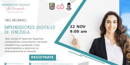 9no Encuentro de Emprendedores Digitales (Valencia)