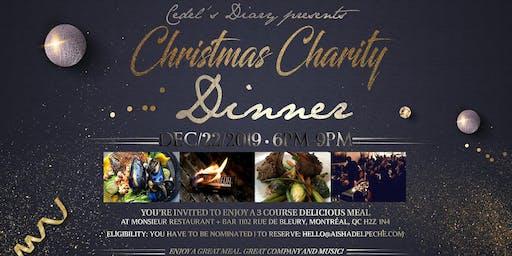 Annual Christmas Charity Dinner