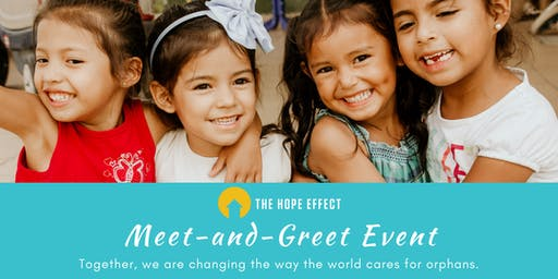 Hope Effect Meet-and-Greet Party (Denver)