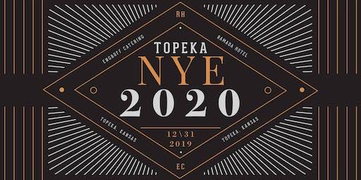 """Downtown Topeka Ramada NYE """"Roaring Into 2020"""""""