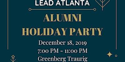 2019 LEAD Atlanta Alumni Holiday Party