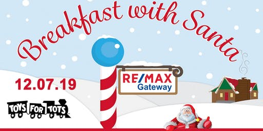 RE/MAX Gateway's Annual Breakfast with Santa & Toys for Tots Event 2019 (1)