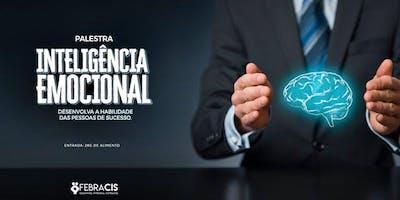 [Campo Grande/MS] Inteligência Emocional: desenvolva a habilidade das pessoas de sucesso 18/11