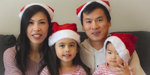 Family Holiday Photos Marathon