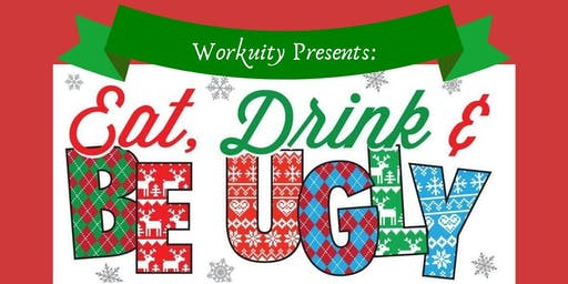 Ugly Sweater Holiday Party!!