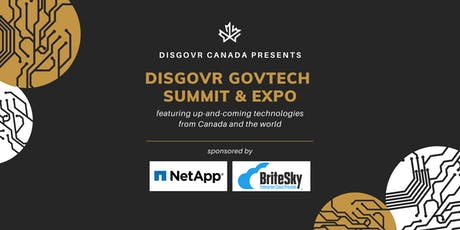 DisGovr GovTech Summit and Expo tickets