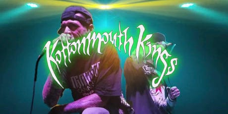 Kottonmouth King LIVE at Liquid Joes tickets